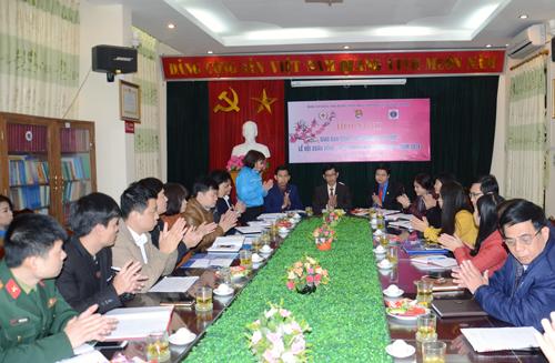 Hội nghị giao ban công tác chuẩn bị tổ chức lễ hội Xuân hồng