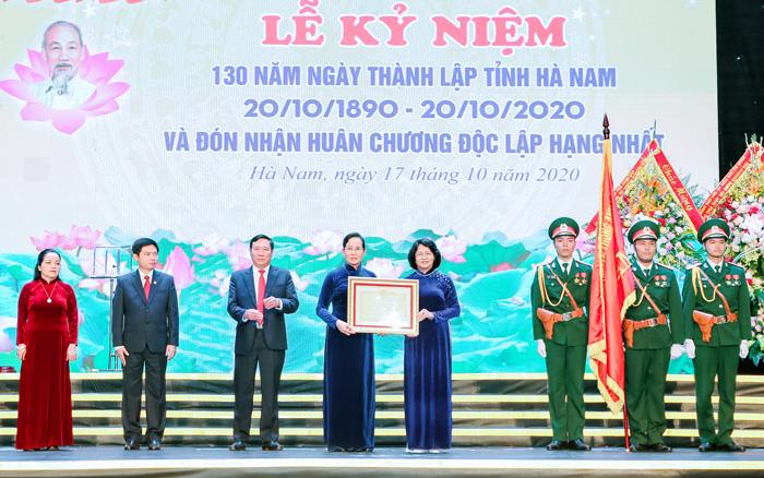 Lễ kỷ niệm 130 năm ngày Thành lập tỉnh Hà Nam
